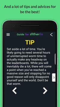 Guide for Slither.io apk screenshot