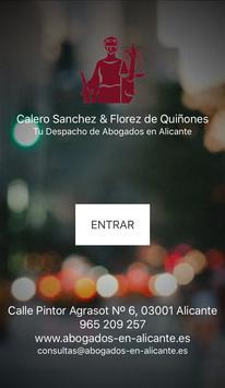 Calero & Florez apk screenshot