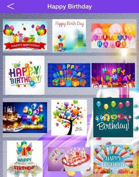 Happy Birthday Best Pictures apk screenshot