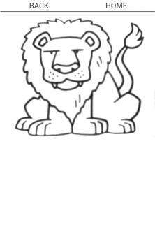 How To Draw Cartoon Animals apk screenshot
