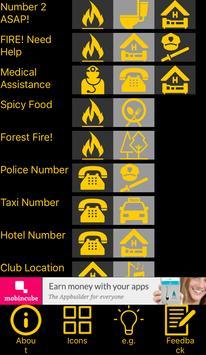 Icon Communicator apk screenshot