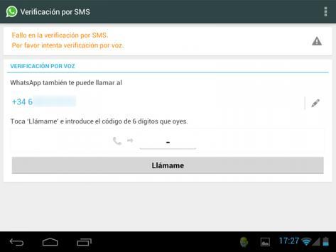 Guía Watsapp para Tablet apk screenshot