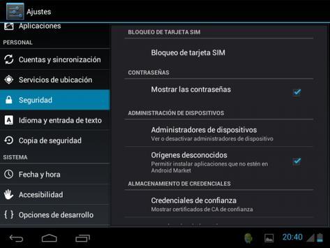 Guía Watsapp para Tablet poster