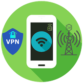 Free internet and vpn 2016 4G icon