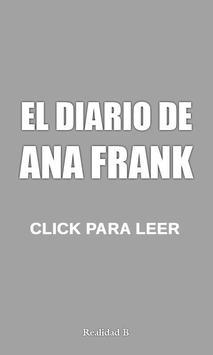 EL DIARIO DE ANA FRANK poster