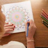 Libro Para Colorear. Adultos icon