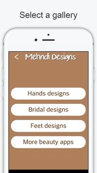 1001 Best Mehndi designs apk screenshot
