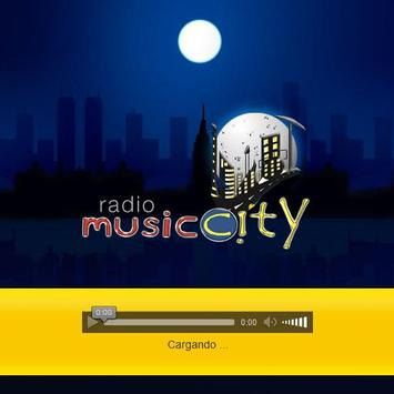 Radio Music City poster