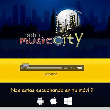 Radio Music City apk screenshot