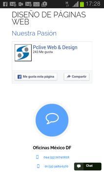 PCLIVE apk screenshot