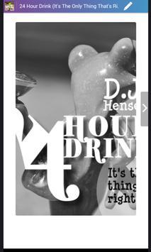 24 Hour Drink apk screenshot