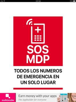 SOS Mar del Plata apk screenshot