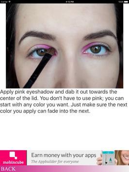 Rainbow eyes shadow apk screenshot