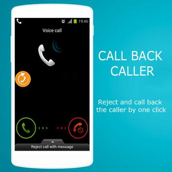 Call Back Caller apk screenshot