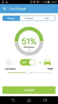EV APP – Electric Charger poster