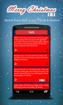 Merry Christmas SMS apk screenshot