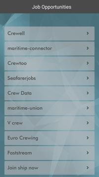 Seafarer Seaman Job Club apk screenshot