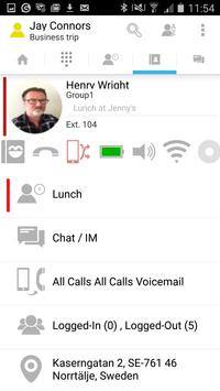 nextG Mobile UCC Client apk screenshot