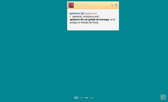 VOX Portuguese<>Spanish apk screenshot