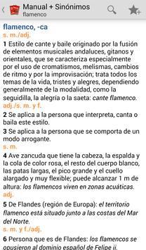 VOX Compact Spanish+Thesaurus poster