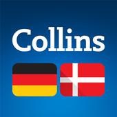 German<>Danish Mini Dictionary icon