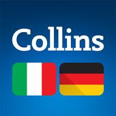 German<>Italian Dictionary icon