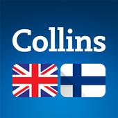 English<>Finnish Dictionary icon