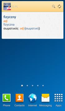 Greek<>Polish  Dictionary T apk screenshot