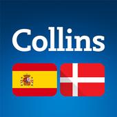 Spanish<>Danish Gem Dictionary icon