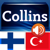 Finnish<>Turkish Dictionary T icon