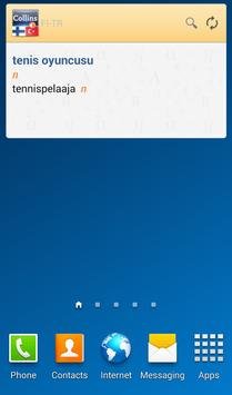 Finnish<>Turkish Dictionary T apk screenshot