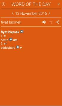 Italian<>Turkish Gem Dict apk screenshot