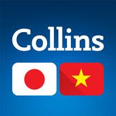 Japanese<>Vietnamese Dict icon
