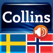 Norwegian<>Swedish Dictionar T icon