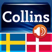 Swedish-Danish Dictionary TR icon