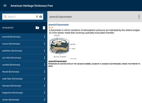 American Heritage English Free apk screenshot