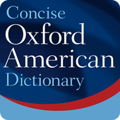 Concise Oxford American Dict icon