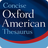 Concise Oxford American Thesau icon