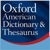 Oxford American & Thesaurus icon