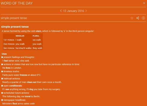 Oxford Grammar and Punctuation apk screenshot