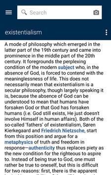 Oxford Critical Theory apk screenshot