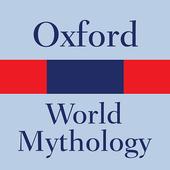 Oxford World Mythology icon