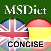 Dictionary English<>Spanish TR icon