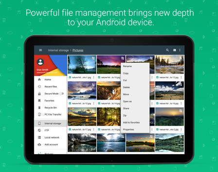 File Commander - File Manager apk screenshot