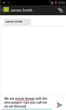 OfficeSuite QuickSpell apk screenshot