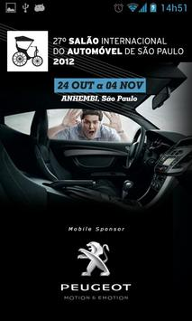 Motor Show 2012 poster
