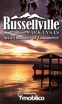 Russellville Area Chamber 2 Go poster