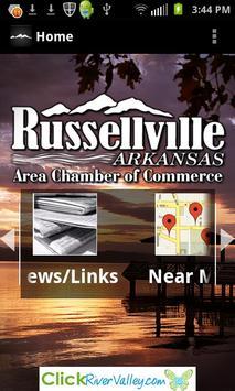 Russellville Area Chamber 2 Go apk screenshot