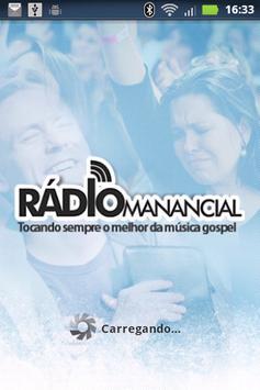Rádio Manancial poster