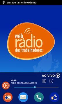 Web Rádio dos Trabalhadores poster